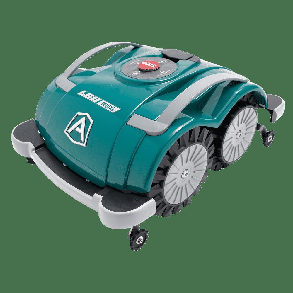 robotmaaier zonder draad